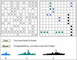 battleship excel