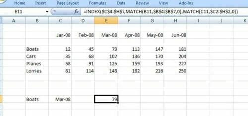 vlookup syntax