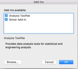 mac users add ins