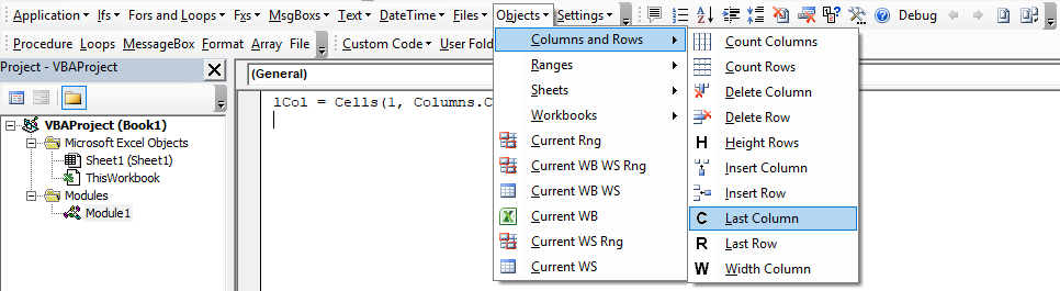 Excel Automation Tool