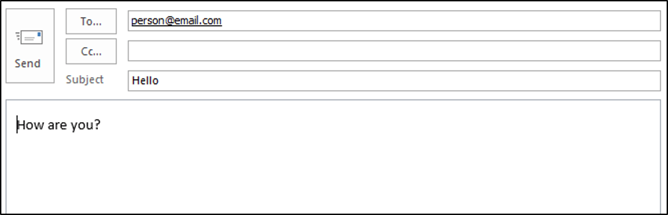 Using Hyperlinks to Create Emails in VBA