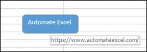 Adding a Hyperlink to An Autoshape in VBA