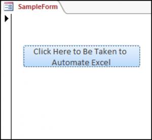 Adding a Hyperlink in Access Using VBA