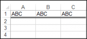 Referring to Multiple Cells and Using the Range Object in VBA
