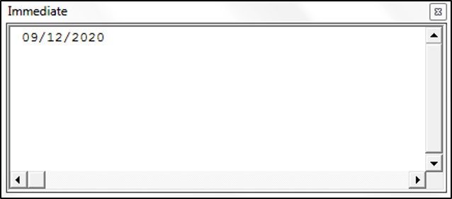 Using the DateAdd Function in VBA
