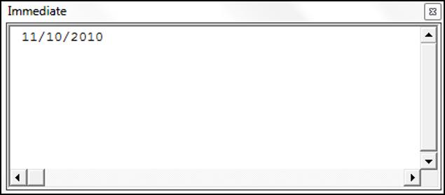 Using the Date Serial Function in VBA