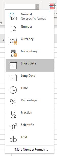 vba date time format